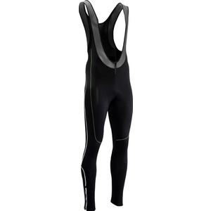 Men elastic pants Silvini MOVENZA MP1320 black, Silvini