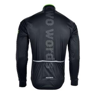 Men jacket Silvini PARINA MJ1122 black, Silvini