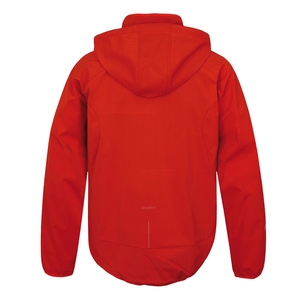 Men softshell jacket Husky Sally M red