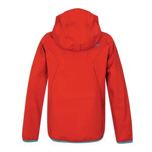Children softshell jacket Husky Zally Kids red, Husky