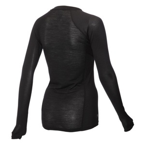 Women trikomerino LS 000283-BK-01 black, INOV-8
