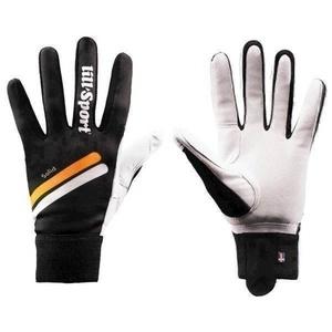 Gloves LILL-SPORT SOLID 0682-00 black, lillsport