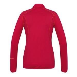 Women hoodie Husky Tarp zipper L significantly magenta, Husky