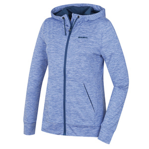 Women hoodie Husky Alony L royal blue, Husky
