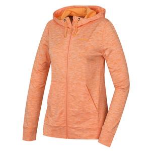 Women hoodie Husky Alony L tm. salmon, Husky