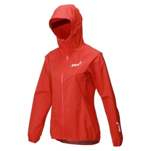 Running jacket Inov-8 STORMSHEL L FZ W 000577-RD-01 red, INOV-8