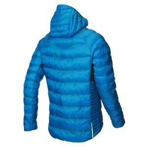 Running jacket Inov-8 THERMOSHEL L PRO FZ M 000747-BLYW-01 blue with yellow, INOV-8