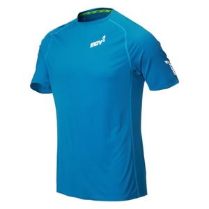 T-shirt Inov-8 BASE ELITE SS M 000278-BL-02 blue, INOV-8