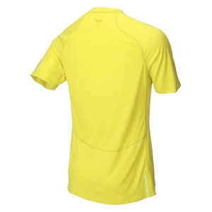 T-shirt Inov-8 BASE ELITE SS M 000278-YW-02 yellow, INOV-8