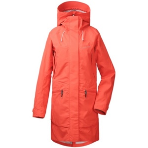 Coat D1913 ILMA 503066-381 red, didriksons