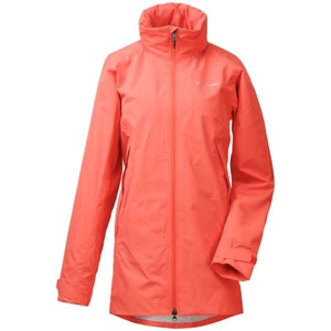 Coat D1913 NOOR 503076-381 red, didriksons
