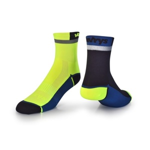 Socks VAVRYS Bicycle 2020 2-pa 46220-200 yellow, Vavrys