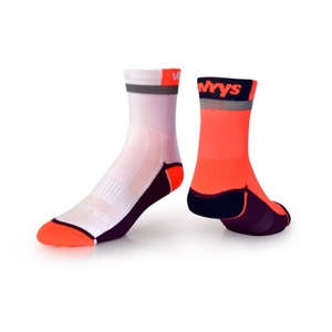 Socks VAVRYS Bicycle 2020 2-pa 46220-210 orange, Vavrys