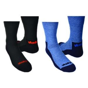 Socks Vavrys TREK CMX 2-pack 28326-83 black + blue, Vavrys