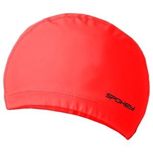 Two-layer swimming cap Spokey TORPEDO red, Spokey