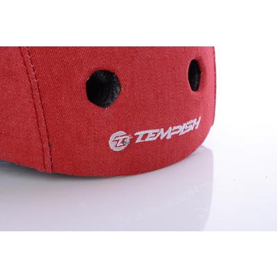 Helmet Tempish Skillet red, Tempish