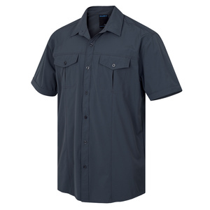Men shirt Husky Gomy M anthracite, Husky