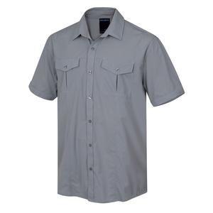 Men shirt Husky Gomy M light. grey, Husky