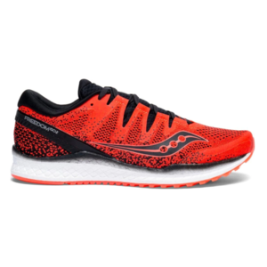 Men running boots Saucony Freedom Iso 2 See Red / Blk, Saucony