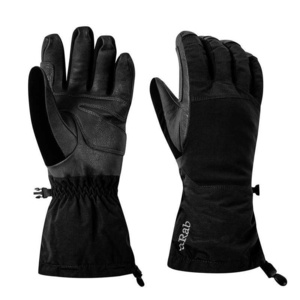 Gloves Rab Blizzard Glove black / bl, Rab
