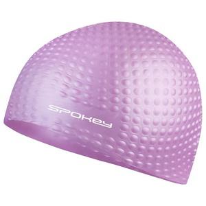 Swimming cap bubble Spokey Belbin pink, Spokey