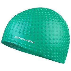 Swimming cap bubble Spokey Belbin turquoise, Spokey