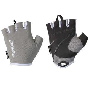Women fitness gloves Spokey LADY FIT gray, Spokey