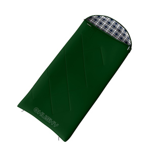 Sleeping bag rectangular Husky Gary -5°C green, Husky