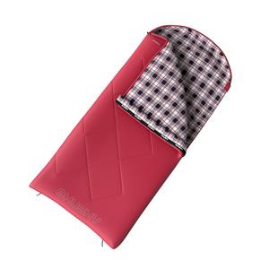 Sleeping bag rectangular Husky Groty -5°C red, Husky
