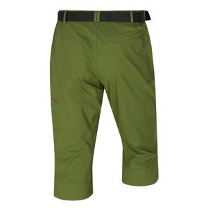 Men 3/4 pants Clergy M tm. green, Husky