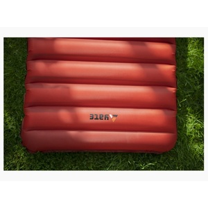 Inflatable sleeping pad Yate NOMAD 193x58x9 cm red / grey, Yate