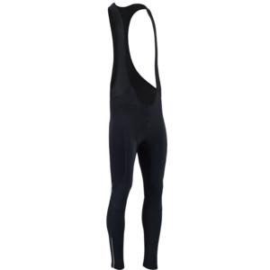 Men winter cycling pants Silvini Maletto Pad MP1734 black, Silvini