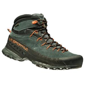 Men boots La Sportiva TX4 Mid GTX carbon / flame, La Sportiva