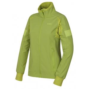 Women softshell jacket Husky Scooby L light. green, Husky