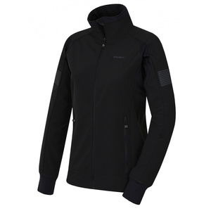 Women softshell jacket Husky Scooby L tm. grey, Husky