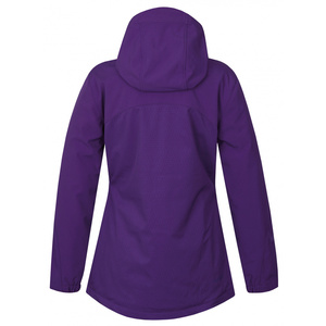 Women softshell jacket Husky Výprodejx L tm. purple, Husky