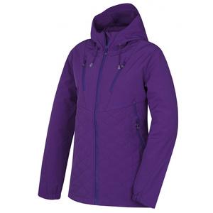 Women softshell jacket Husky Výprodejx L tm. purple, Husky