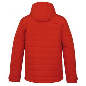 Men stuffed winter jacket Husky Norel M brick, Husky
