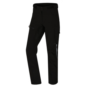 Women softshell pants Husky Caisson L black
