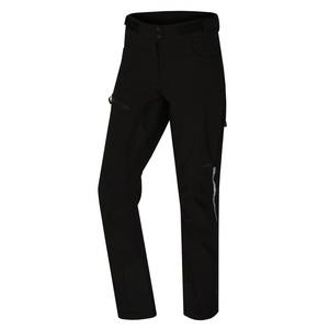 Women softshell pants Husky Caisson L black, Husky