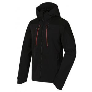 Men softshell jacket Husky Sevan M black, Husky