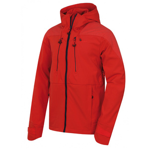 Men softshell jacket Husky Sevan M significantly brick, Husky