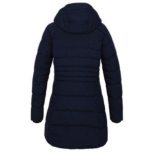Women's hardshell stuffed jacket Husky Norms L navy, Husky