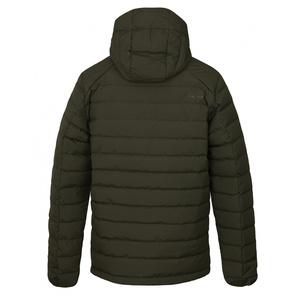 Men feather jacket Husky Donnie M tm. khaki, Husky