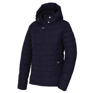 Women feather jacket Husky Donnie L tm. royal blue, Husky