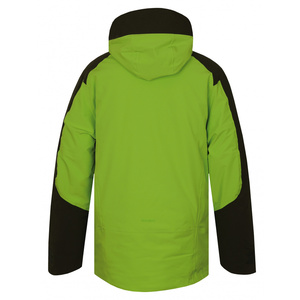 Men ski jacket Husky Gambola M green, Husky