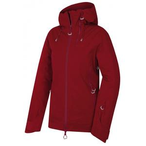 Women ski stuffed jacket Husky Gambola L magenta, Husky