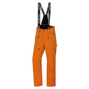 Men ski pants Husky Gilep M orange