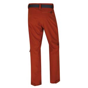 Men outdoor pants Husky Kresi M orange-brown, Husky