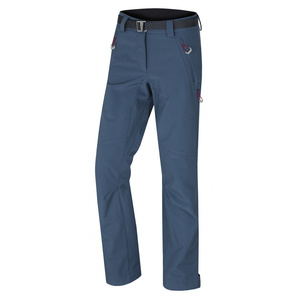 Women outdoor pants Husky Kresi L tm. gray-blue